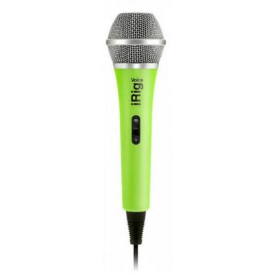 * View CAPETOWN Irig voice handheld microphone for smartphones and tablets