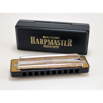 * Suzuki Harpmaster harmonica in C ( Made in japan ) video View CAPETOWN UP*